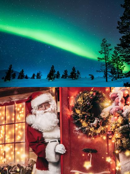 冬のフィンランドイメージ